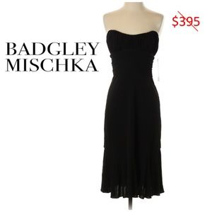 NWT Badgley Mischka Dress
